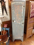 Rustic pantry/linen cabinet